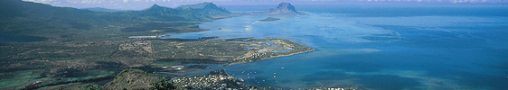 Sky Diving | Mauritius im freien Fall