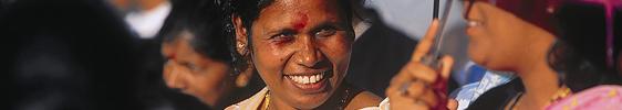Multikulti auf Mauritius
