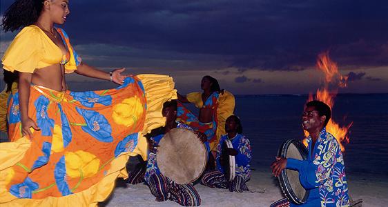 Kreol Open Air auf Mauritius