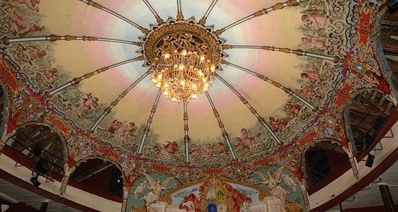 Der Traum von Oper in Mauritius