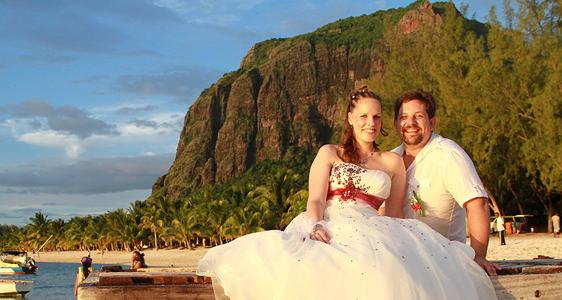 Hochzeitsfotografin auf Mauritius