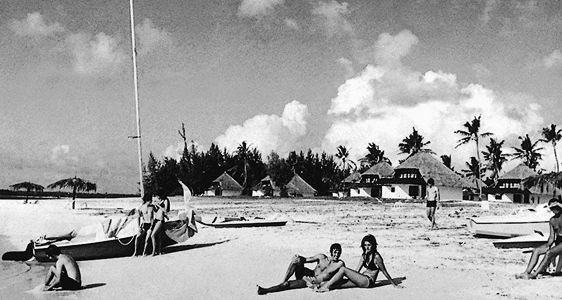 Beachcomber feiert 60. Geburtstag