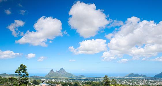 Mit Emirates nach Mauritius