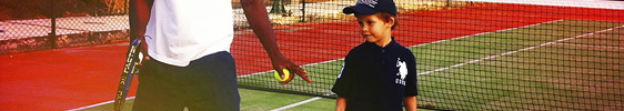 LUX* | Teddy Tennis